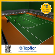 6.0mm sports pvc vinyl floor for indoor volleyball sports court