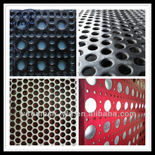 decorative perforated aluminum sheet metal