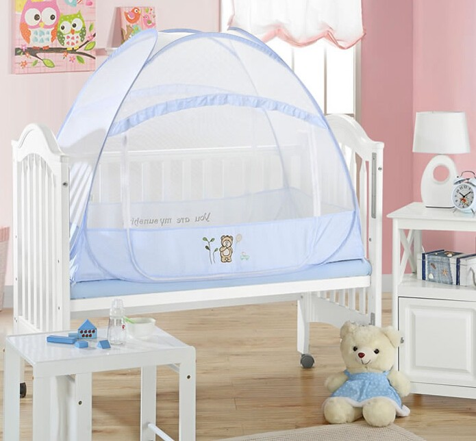 Folding Pop Up Baby Mosquito Net Tent