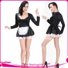 New Style Hot Sale Sexy French Maid Costume