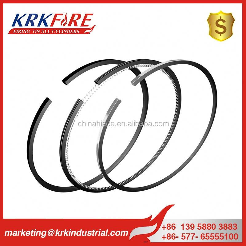 Daf Truck DL-T Piston Ring 13011-87314A 92*2*2*4 STD +0.25 +0.5