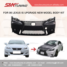 INJECTION PP FRONT BUMPER ,GRILLE,HEAD LAMP FOR 2006-2008 LEXUS IS IS250/IS300/IS350