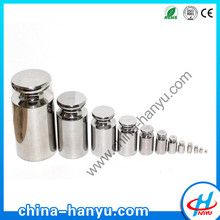 china cheap conjoined test weights standard weights for calibration 304 stainless steel
