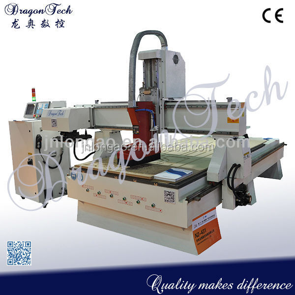 3d cnc mesin ukiran kayu,cnc automatic wood carving machine,automatic 3d wood carving cnc routerDT1325ATC