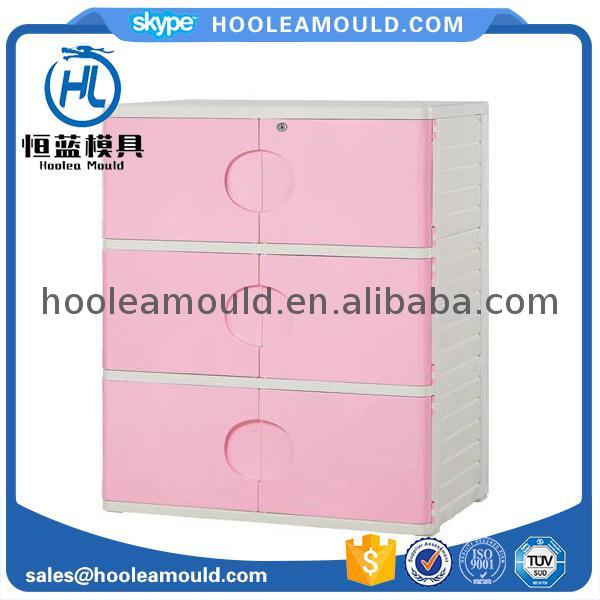 Low price professional drawer mould pastic injection moulds
