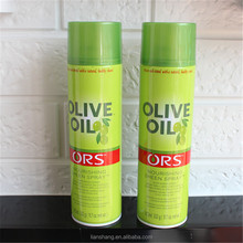 Organic Olive Hair Oil Nourishing Sheen Spray 472ml Olive hair spray