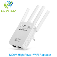 Factory hot sales 1200m dualband wifi repeater