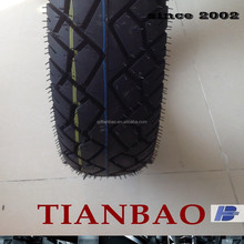 tire casing type TL tubeless motorcycle tires 130/90-15 110/90-16