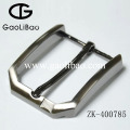 2016 Newly designed 40mm zinc alloy material brief and generous pin buckle for belt