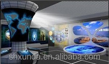 exhibition booth design and exhibition equipment from China
