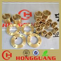 BRASS BUSHING WZB(FB)-09G BRONZE-WRAPPED SLIDING BEARING