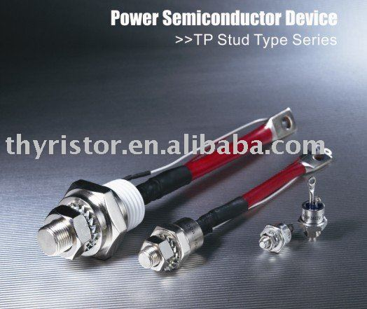 Semikron Thyristor Stud Type Thyristor and Diode SD400NR 25RIA120