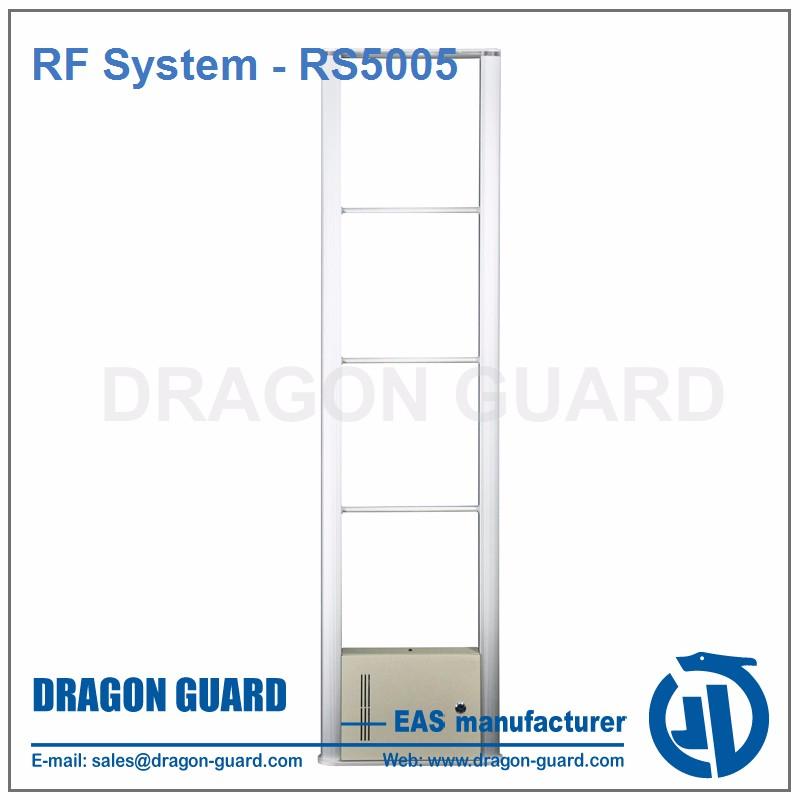 DRAGON GUARD RS5005 EAS rf clothing anti-theft system eas rf antenna rf aluminum alloy antenna