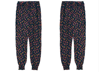 Latest print women pants ladies pants wholesale