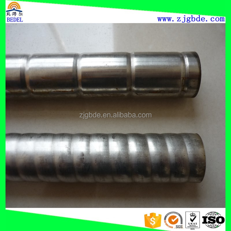Large Diameter Corrugated Drainage Pipe Corrugated Steel Pipe
