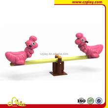 Attractive designs manufacture seesaw play