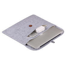 2018 popular high quality felt tablet case for ipad