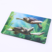 Hot Sell Manufacture High Quality Customized Promotional 3d lenticular printing germany souvenir fridge magnet