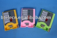business name card holder calculator