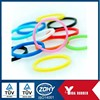 Chinese factory made silicone rubber band with good elasticity and resilience