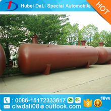 ISO steel oil gas tank/fuel tanks/pressure accumulator vessel for gas station and chemical factory