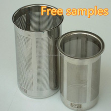 filter metal sheets/high quality perforated galvanized metal filter sheets with free samples