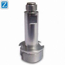 turning machining aluminum mechanical cnc turned part