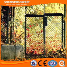 High quality cheap pvc/vinyl/plastic coated chain link fence