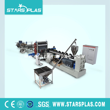 Plastic Drain Board Production Line for drainage system