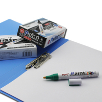 Paper Writing Medium and Marker Pen,Watercolor Marker Type Coloring felt water color pen
