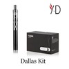 2016 good manufacturer 1400mah electronic cigarette YANDAO dallas kit vape pen