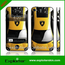 Full body color protective skin for cellphone