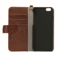 Alibaba Supplier Leather Wholesale Cell Phone Flip Case