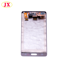 Mobile Phone Replacement Digitizer Touch Front Screen Glass Lens for Samsung Note 4