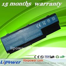 short circuit over charge protection 5200mAh Laptop battery for ACER 5520 14.8V 5200mAh