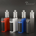 2016 Awesome Device Tesla three with Carrate 24 RTA!! Big Fire Botton Design & 5000mAh Capacity with Tesla Three 150W