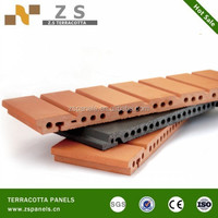 looking agents to distribute our products--Terracotta Panels, Wall Louvers and Split Tiles