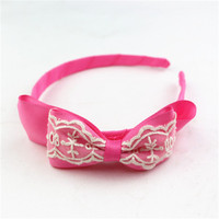 fashion style China custom summer jewerly and beads hair band