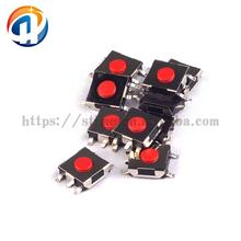 SMD Red Button 6*6*2.5mm Micro Switch Button Switch 6X6X2.5mm Touch Switch