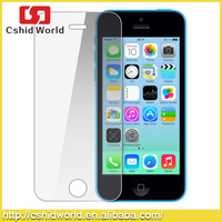 2.5D Clear 0.33 Tempered Glass Screen Protector For Iphone5