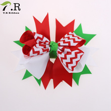 Wholesale kids mimosa flower hair clip