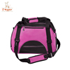 Portable travel dog bag airline approved soft folding lovable petcare innovator luxury oxford fabric pet carrier