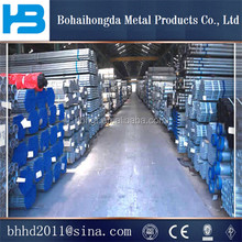 My alibaba galvanized steel pipe with bottom price