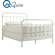 Free Sample Modern Frame Single Metal Bed In Malaysia