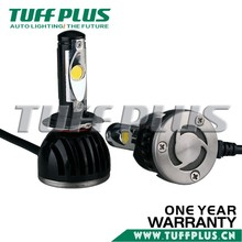 High Quality 5000K 24W H7 LED Headlight Bulb, H7 LED Conversion Kit For Autos
