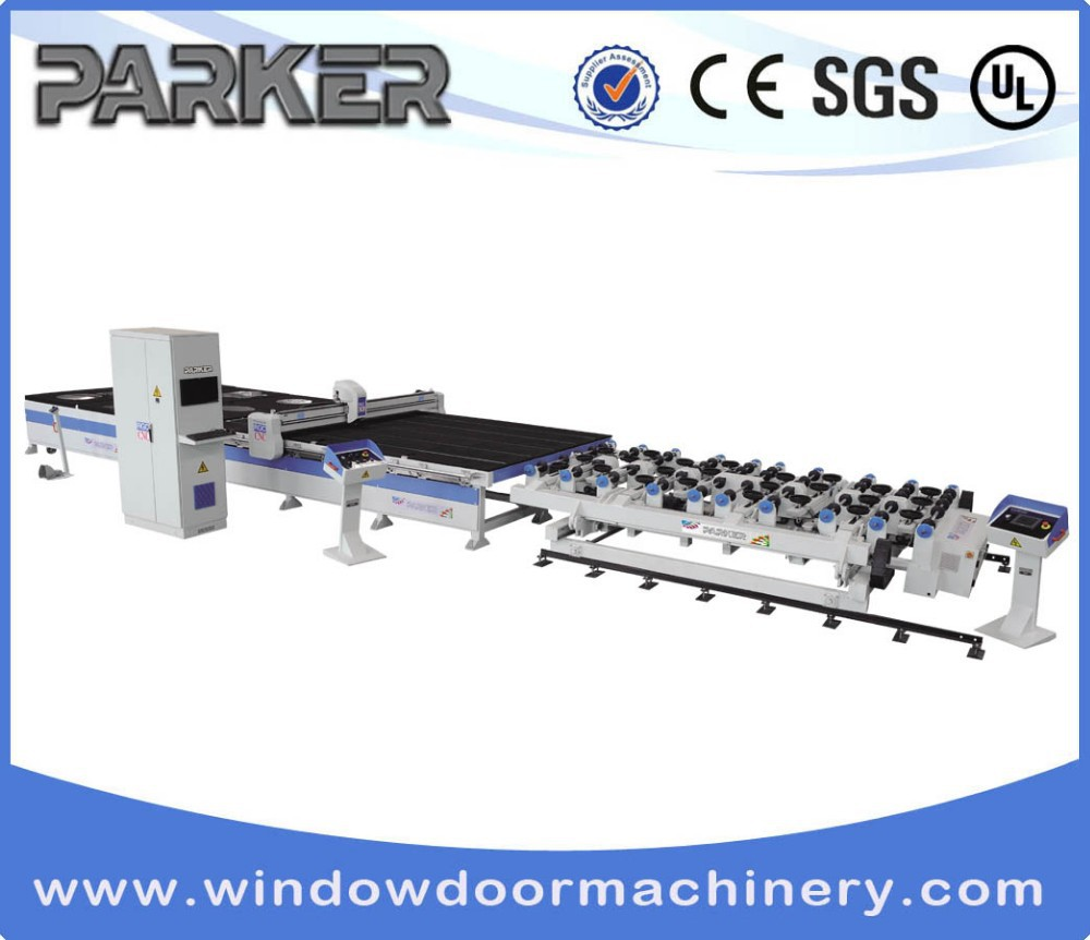 Parker CNC Air Floating Cutting Glass Table / CNC Glass Cutting Machine