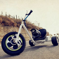2015 new cheap and high quality china three wheel electric drift trike