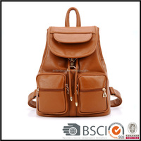 Trends PU Leather Design Your Own Backpack (CR-CN110)