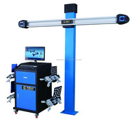 CE certificate bus and truck wheel alignment equipment