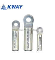 compression teminal;DTL cable shoes ; al-cu bimetallic or bimetal cable wire terminal lug